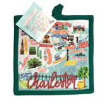 Charleston Map Pot Holder