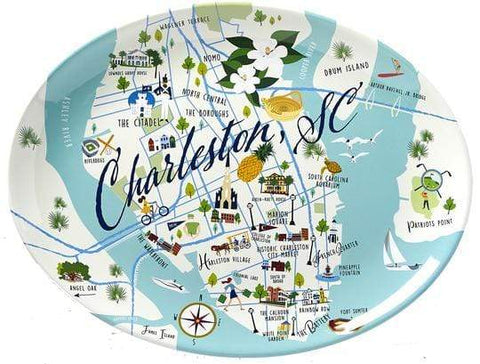 "Galleyware 16"" Charleston Platter"