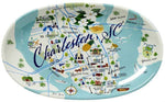 "Galleyware 8"" Charleston Tidbit Tray"