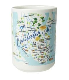 Galleyware Charleston Mug