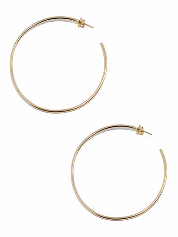 Gold Able Primary Hoops