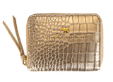 Gold Simply Southern Coin Wallet