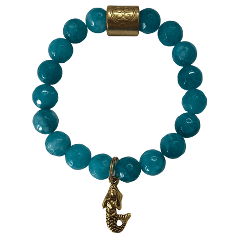 Grace Elliott Mermaid Bracelet