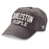 Gray Charleston People Hat