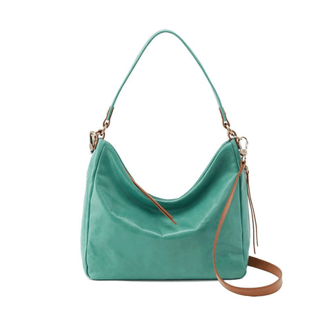 Hobo Delilah Crossbody Shoulder Bag - Seafoam