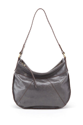 Hobo Dharma Whipstitch Shoulder Bag - Graphite
