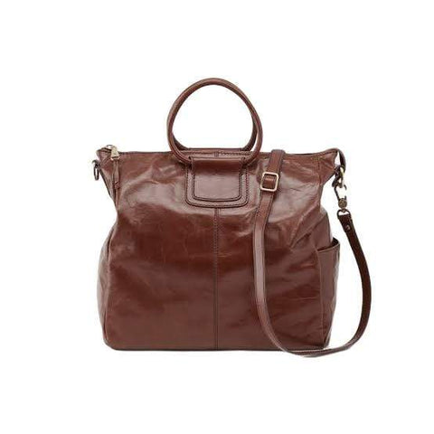 Hobo Sheila Shoulder Bag - Woodlands