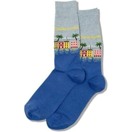 Hot Sox Men's Charleston Socks