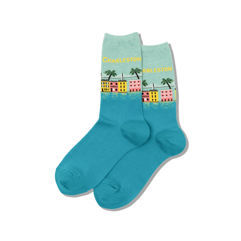 Hot Sox Women's Charleston Socks