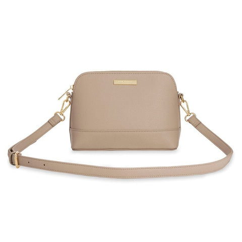 Katie Loxton Harper Crossbody - Taupe
