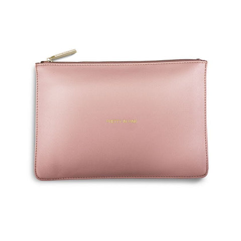 Katie Loxton 'Pretty In Pink' Perfect Pouch