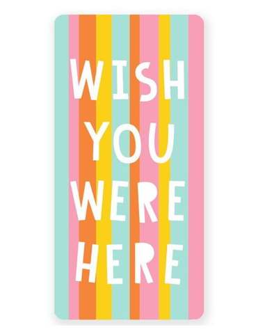 Katydid Quick Dry Towel - Wish You Were Here