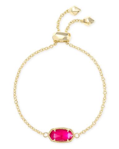 Kendra Scott Elaina Bracelet in Azalea Illusion