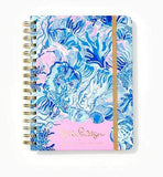 Lilly Pulitzer 2021 17 Month Large Agenda - Shade Seeker