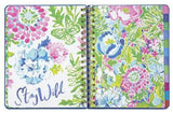 Lilly Pulitzer 2021 17 Month Large Agenda - Turtle Villa