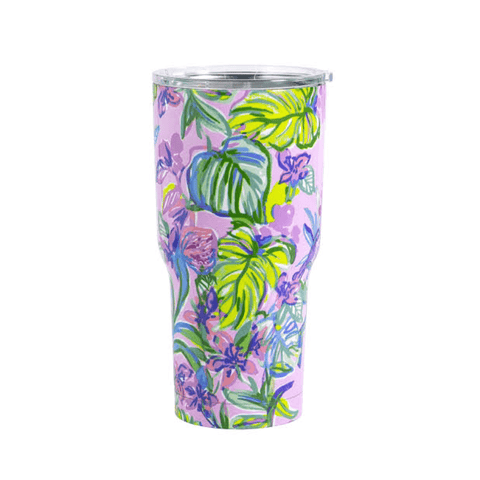 Lilly Pulitzer Insulated Tumbler - Mermaid in the Shade