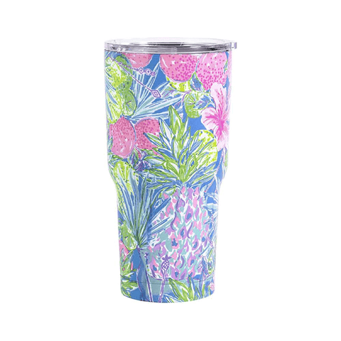 Lilly Pulitzer Insulated Tumbler - Swizzle