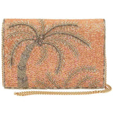 Mary Frances Tropical State of Mind Beaded Crossbody Handbag
