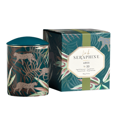 Medium L'or de Seraphine Ares Candle