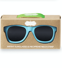 Mud Pie Baby Sunglasses - Blue
