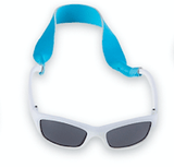 Mud Pie Baby Sunglasses - White