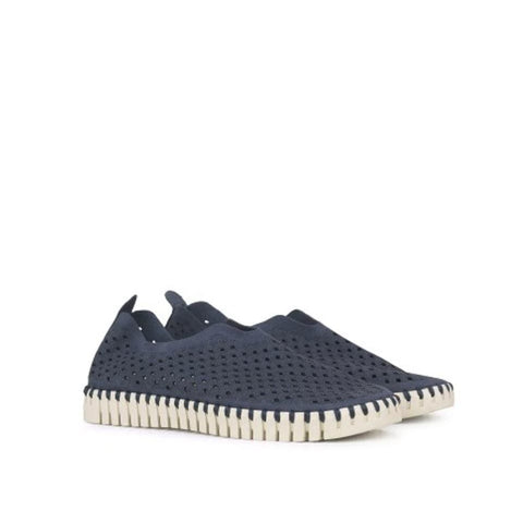 Navy / 36 Ilse Jacobsen Tulip Solids - Navy