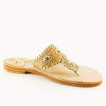 Palm Beach Sandals - Classic Cork / Gold