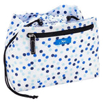 Scout Glam Squad Makeup Bag - Polka Party