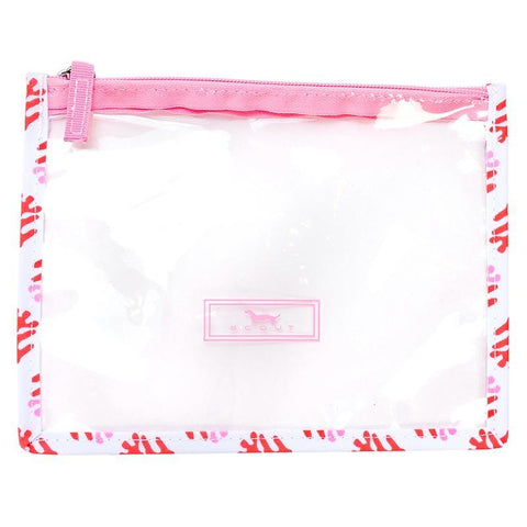 Scout Sheer Madness Pouch - Lady and the Stamp