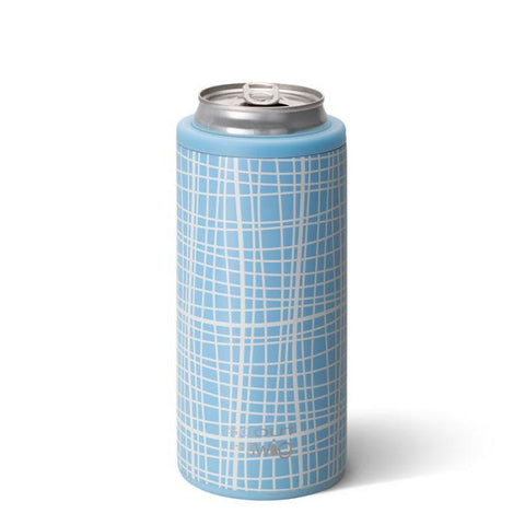 SCOUT + Swig Life 12oz Skinny Can Cooler - Screen Latifah