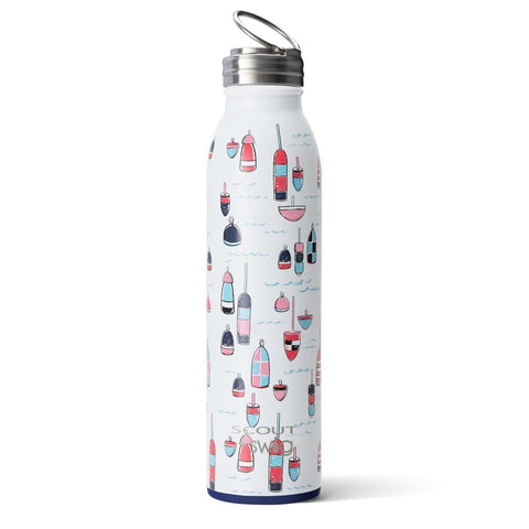 SCOUT + Swig Stainless Steel Water Bottle - Buoy oh Buoy