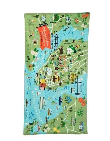 Spartina 449 Charleston Beach Towel