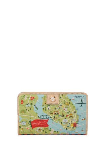 Spartina 449 Charleston Snap Wallet