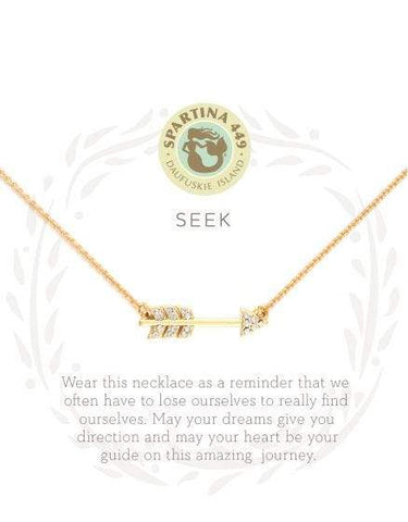 Spartina 449 Sea La Vie Seek Necklace