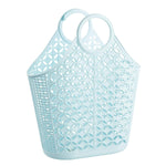 Sun Jellies Atomic Tote - Blue