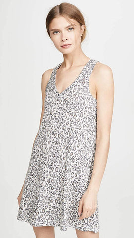 Z Supply Breezy Dress - Leopard