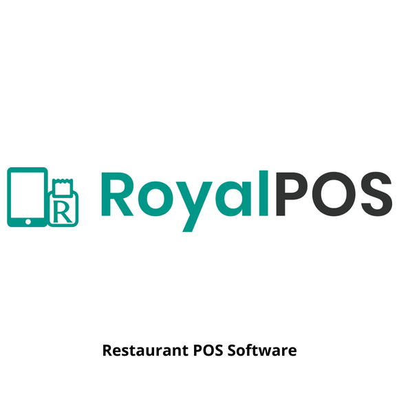 RoyalPOS Restaurant Point of Sale, Android Application, 1 Year Subscription