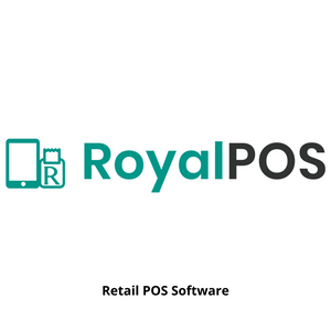 RoyalPOS Retail Point of Sale, Android Application, 1 Year Subscription