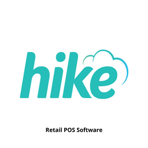 Hike Retail Point of Sale, iOS & Web Application, 1 Year Subscription