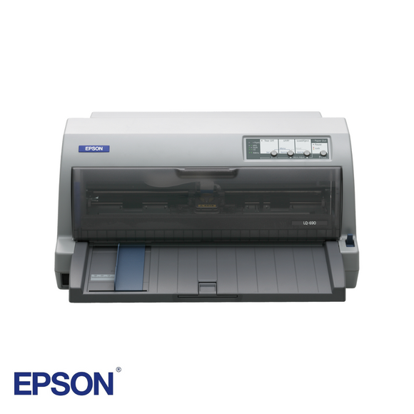 EPSON LQ-690 Dot Matrix Printer, Parallel, USB