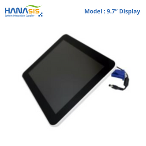 "Hanasis 9.7"" Second Display, 1024 x 768 Non Touch"