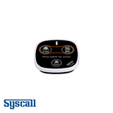 Syscall ST-800-3B Bell, 3 Button, Transmitter with three functions (CALL, BILL, CLEAR)