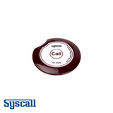 Syscall ST-200 Bell, 1 Button, Slim Transmitter