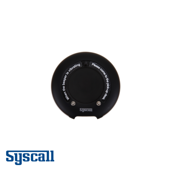 Syscall Guest Pager, Slim Coaster Type