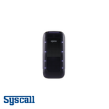 Syscall Signature Guest Pager, 20 pcs Set with 1 pc Charger & 1 pc Transmitter, Compact Pager