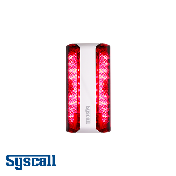 Syscall SLL-400 Light Indicator, Intuitive signal by Siren & LED