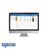 Syscall SRT-8200_PC Transceiver with Monitoring Software to transfer signals to PC