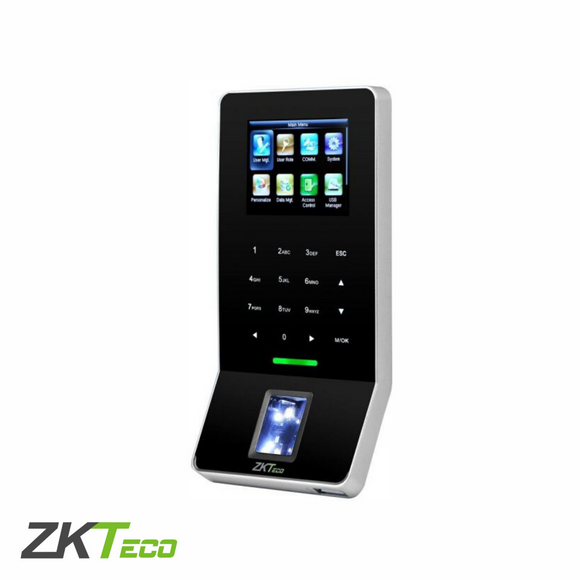 ZKTeco F22 - Ultra Thin Fingerprint Time Attendance & Access Control
