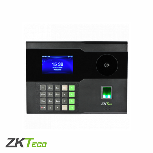 ZKTeco P999-ID - Palm Recognition Multi - Bio-Metric T&A Terminal With Access Control Functions