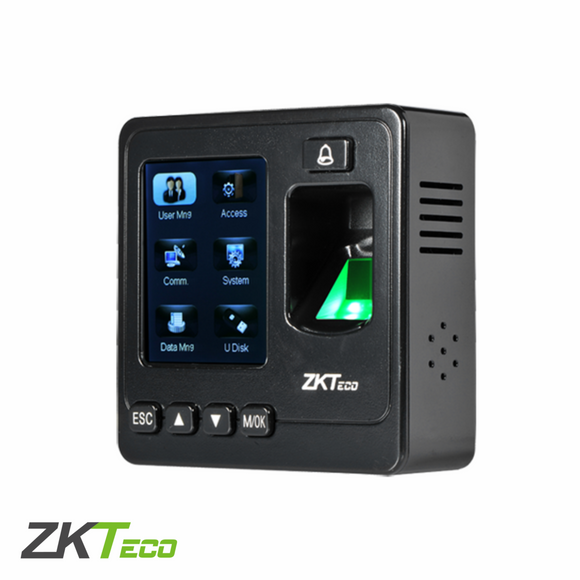 ZKTeco SF100 - IP Based Fingerprint Time Attendance & Access Control
